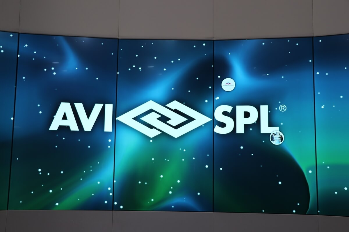AVI SPL booth at InfoComm 2019