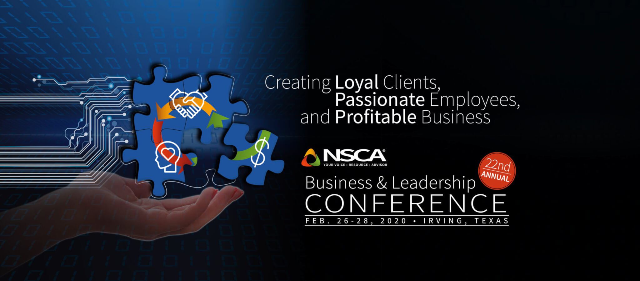 NSCA Business & Leadership Conference – BLC 2020